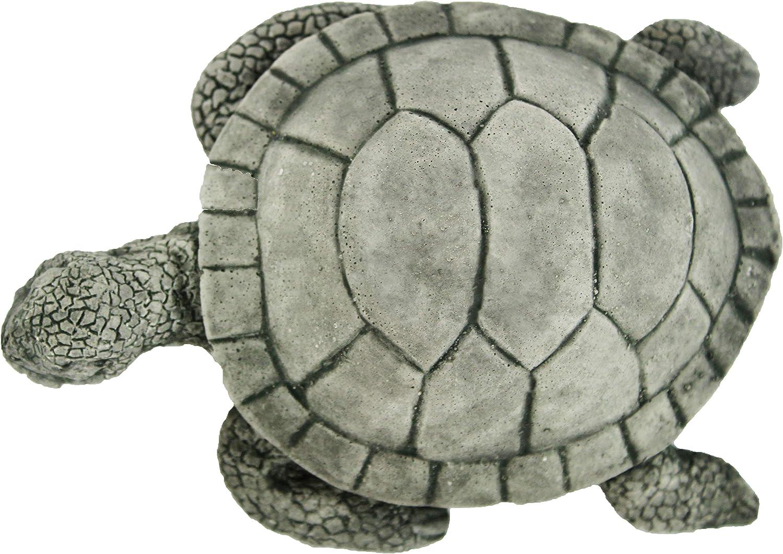 Swimming Turtle Concrete Garden Statue Cement Turtles Figure Outdoor Figurine Statuary Garden Art Decor Statues