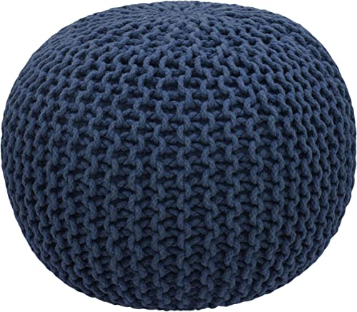 COTTON CRAFT Living Room Pouf