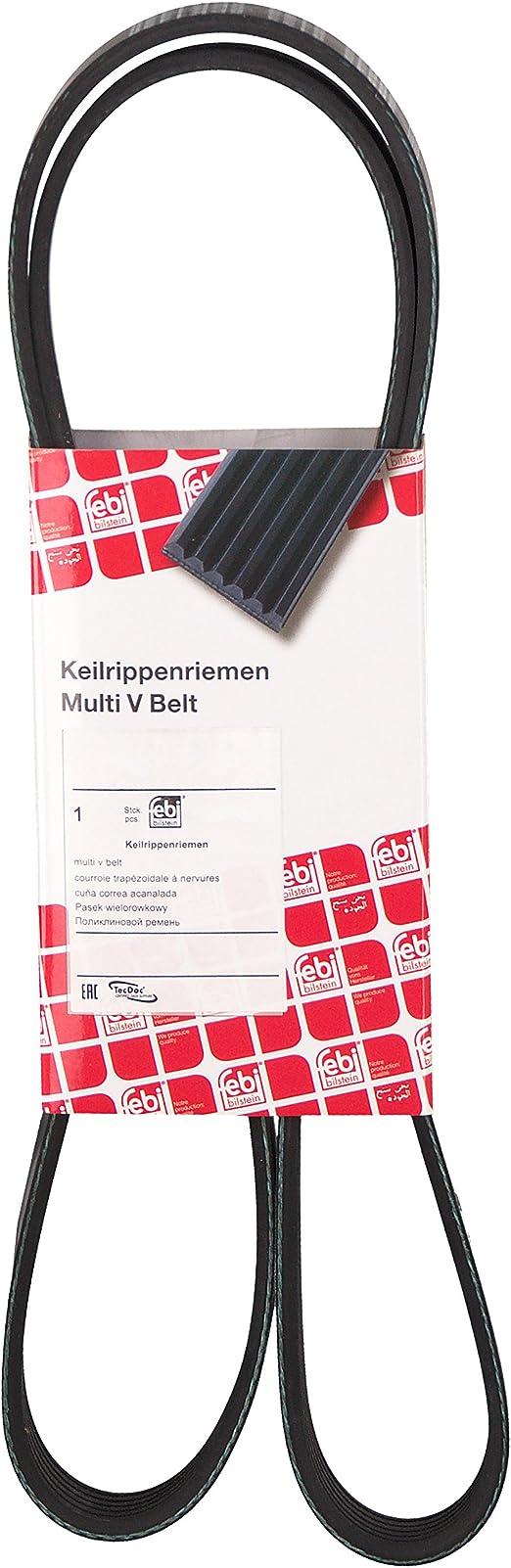 Febi Bilstein 28929 Keilrippenriemen Rippenanzahl 6 1 Stück Auto