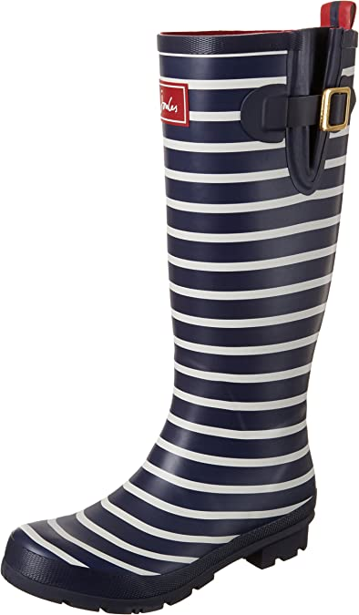 Joules Molly Welly Cavallo Donna Medio Pioggia Stivali in