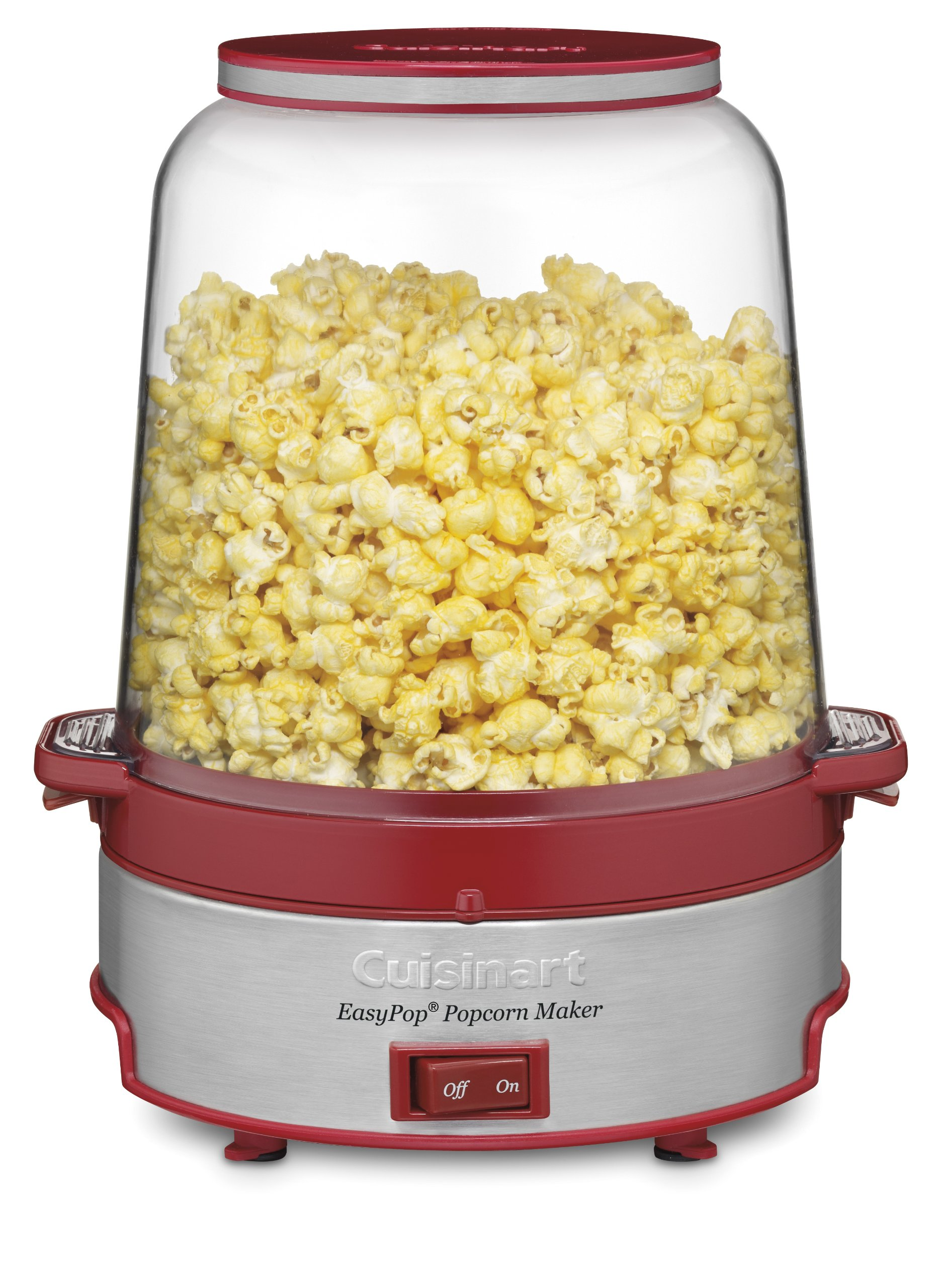 Cuisinart CPM-700 EasyPop Popcorn Maker, Red by Cuisinart
