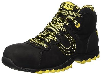 Match Hi-Beat S3 HRO Mens Safety Boots Black