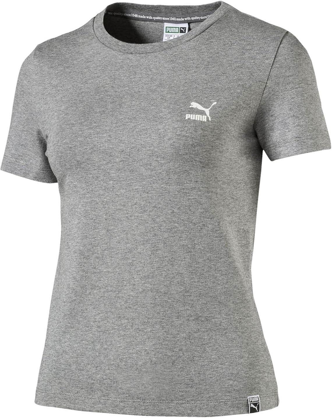 PUMA Women's Classics Tight T-Shirt
