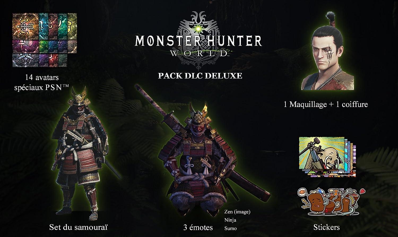 Monster Hunter World - PlayStation 4 [Importación francesa ...