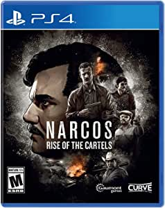 Narcos - Rise of The Cartels - PlayStation 4 - Standard Edition - PlayStation 4