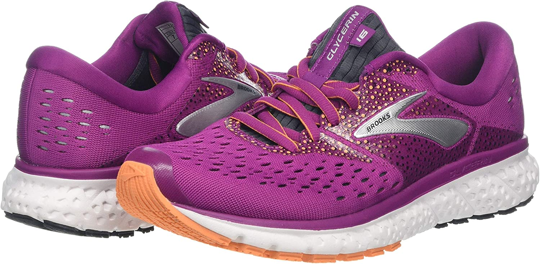 Brooks Glycerin 16, Zapatillas de Running para Mujer: Amazon.es ...