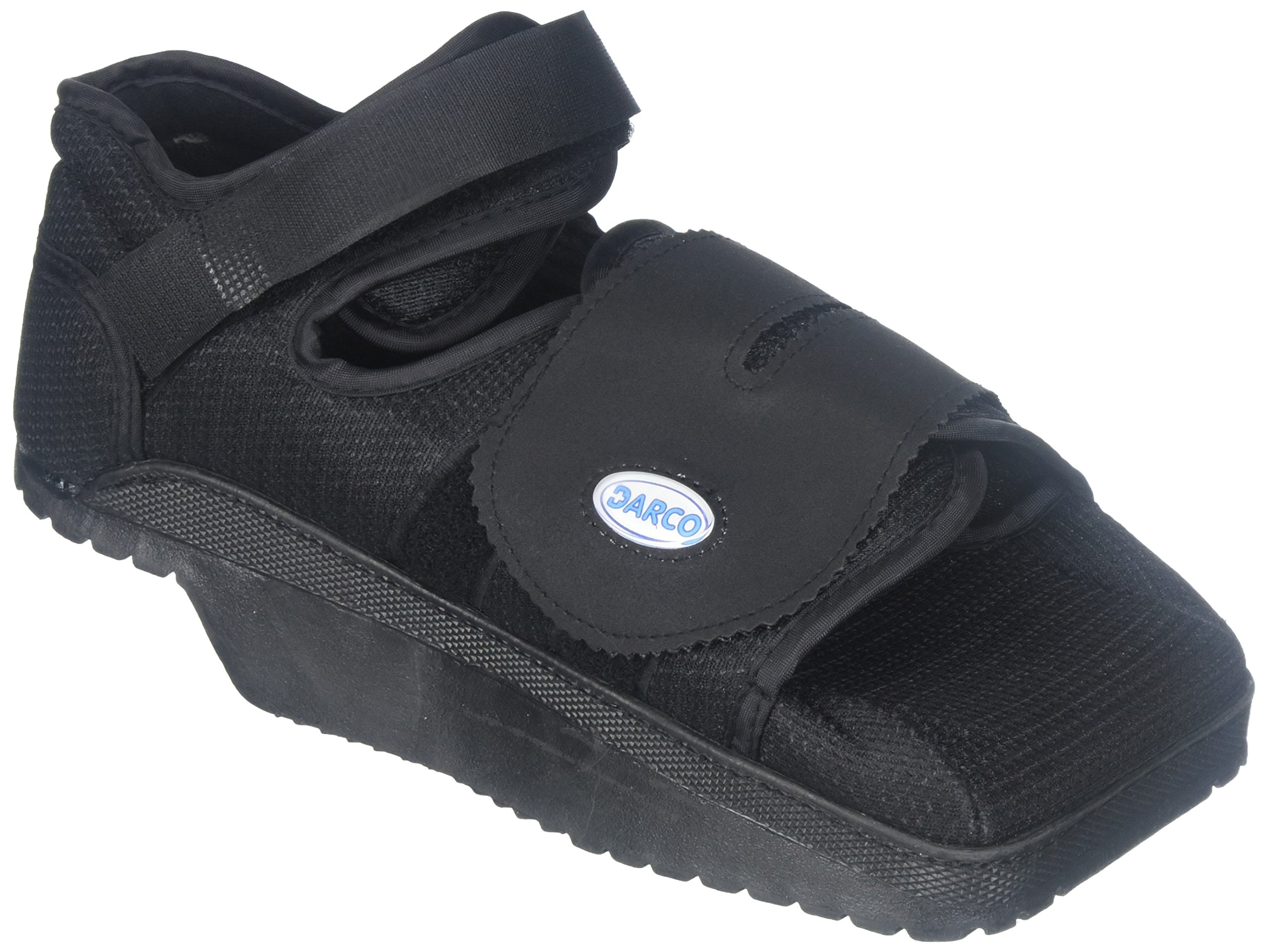 Complete Medical Heel Wedge Healing Shoe, Large, 0.94 Pound by Complete Medical