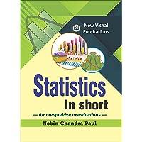 Statistics in Short