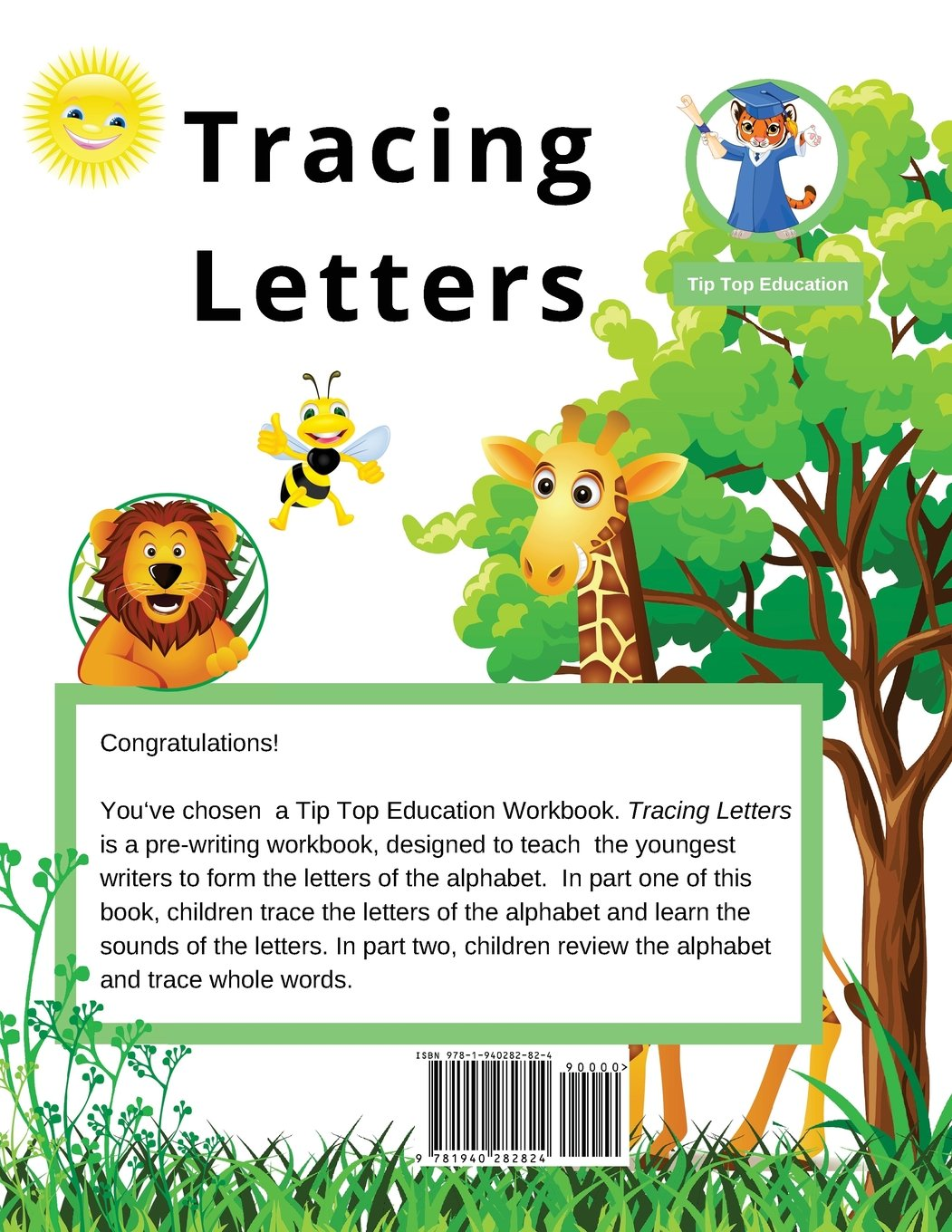 Tracing Letters: Preschool Workbooks (100+ Pages and a Reproducible ...