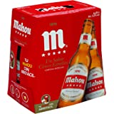 Mahou 5 Estrellas - Cerveza Especial - 6 X 250 ml