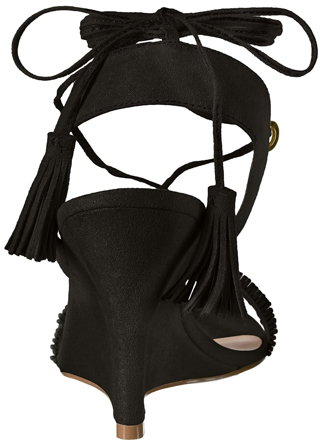 Daya by Zendaya Women's Mesa Wedge Sandal B01K1J9A8W 9.5 B(M) US|Black