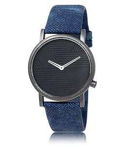 LOREM Analog Black Dial Men's watch-LK-35