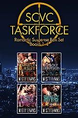 SCVC Taskforce Box Set, Books 1-4 (SCVC Taskforce Romantic Suspense Series) Kindle Edition
