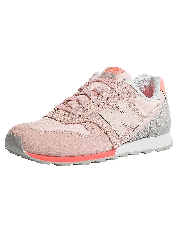 TALLA 36 EU. New Balance Wr996-sts-d, Zapatillas para Mujer