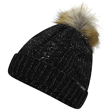 Pro Climate Ladies Waterproof and Windproof Thinsulate Lined Beanie Hat  (Black)  Amazon.co.uk  Clothing e66dd8329d5