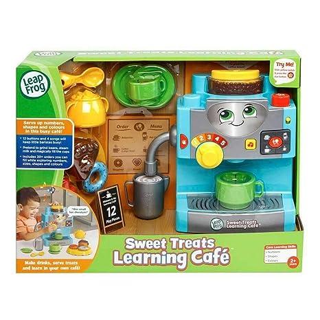 "LeapFrog 601003 ""Sweet Treats Learning Café Juguete"