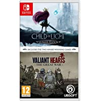 Deals on Child of Light Ultimate Edition + Valiant Hearts: War Nintendo Switch