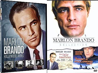 The Hollywood Rebel Marlon Brando 6 Movie Collection The