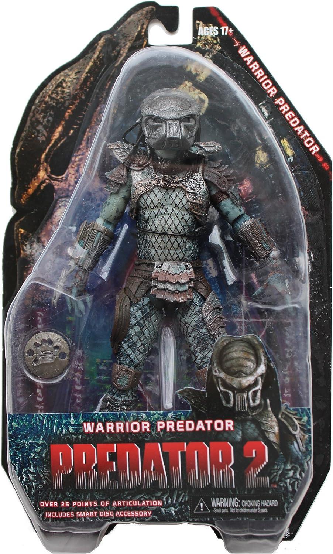 "Predators 2: Series 6 Warrior Predator 8"" Action Figure 81ZoFXFqIkLSL1500_"