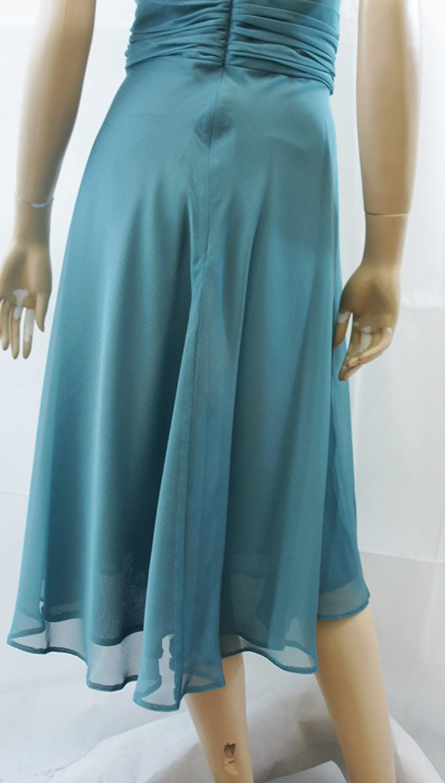 SIXTH SENSE Sage Green Sequin Detail Dress