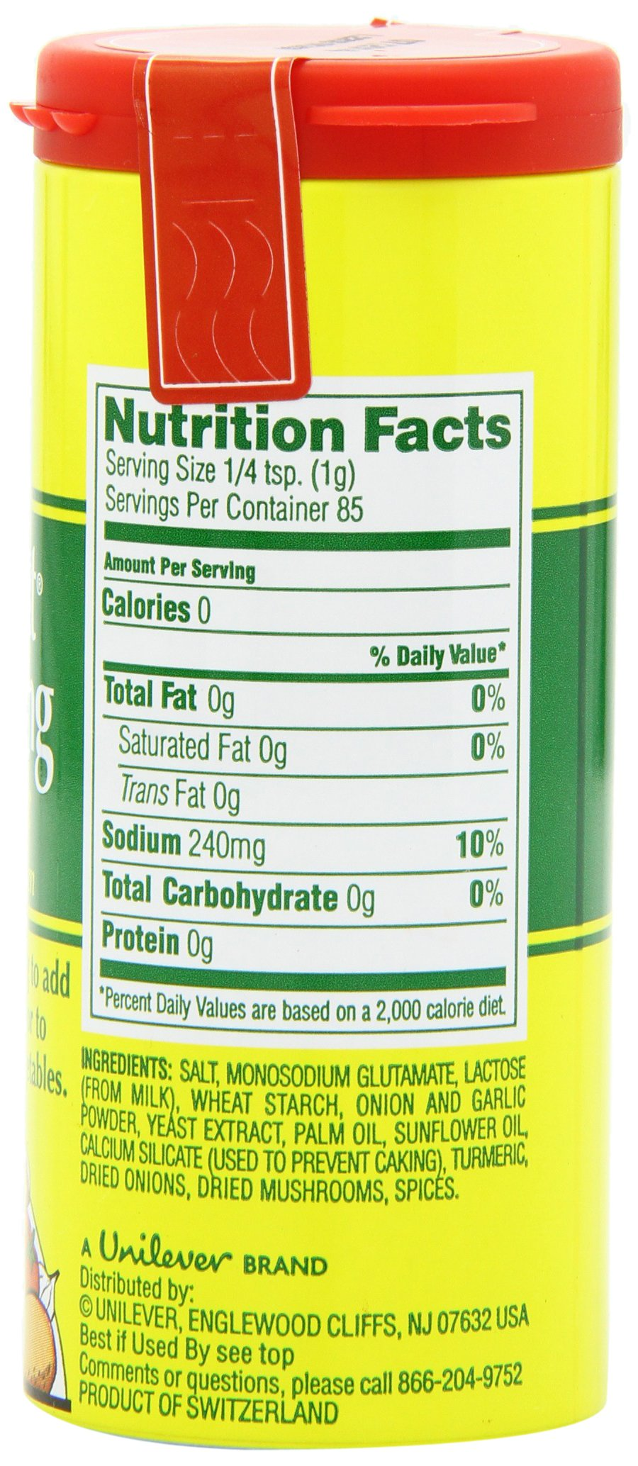 Knorr Aromat Seasoning, 3 Ounce (Pack of 12) by Knorr (Image #9)