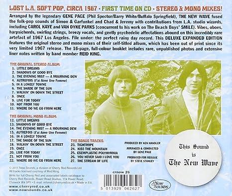 Little Dreams; The Canterbury Recordings Deluxe Stereo / Mono ...