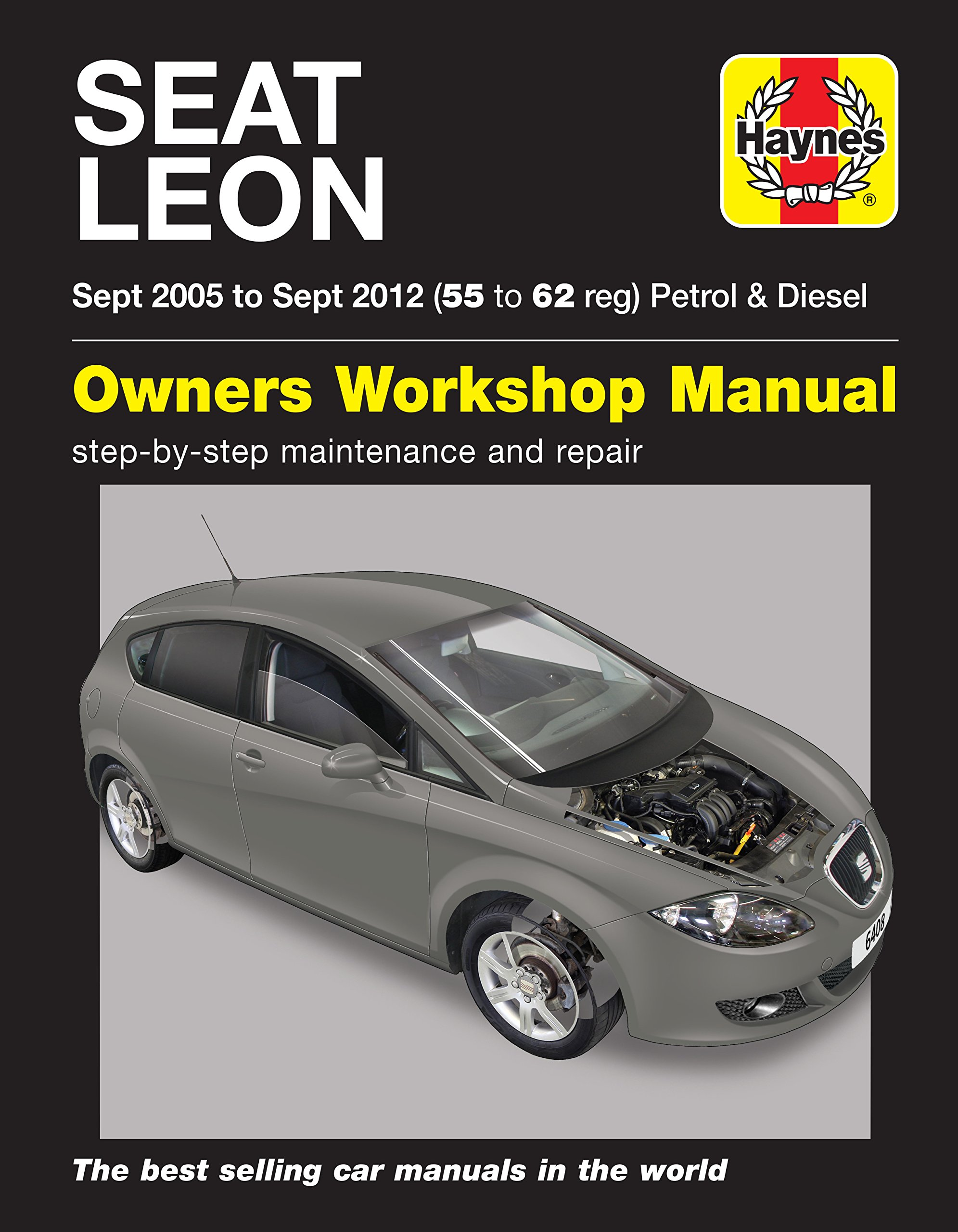 Seat Leon (Sept 05 to Sept 12) 55 to 62 reg: Amazon.es: Mark Storey: Libros en idiomas extranjeros