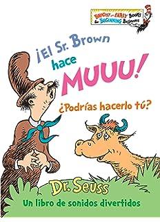 ¡El Sr. Brown hace Muuu! ¿Podrías hacerlo tú? (Mr.