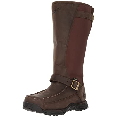 "Danner Men's Sharptail Snake Boot 17"" Dark Brown Hunting Boot   Hunting"