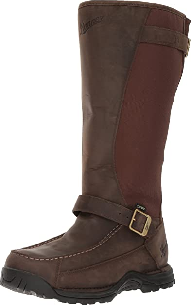 Danner Sharptail Snake Boot 17in Dark Brown-M product image 1