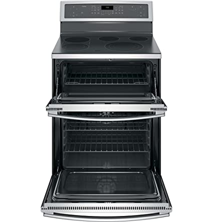 GE PB960SJSS Electric Smoothtop Double Oven Range