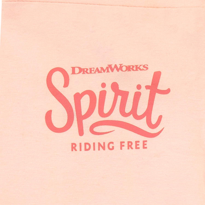 DreamWorks M/ädchen Spirit Riding Free Top und Leggings