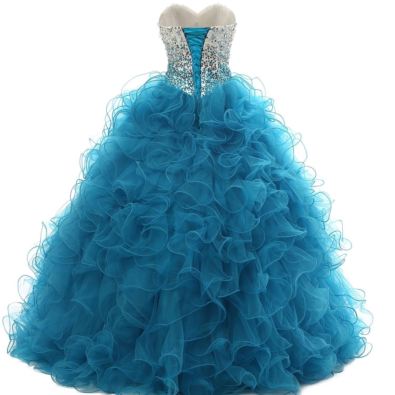 Dressytailor Ballgown Sweetheart Quinceanera Dress Prom Dress with Beading by Artie dress (Image #4)
