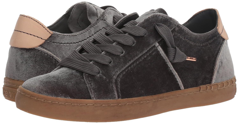 Dolce Vita Women's Zalen Fashion Sneaker B01N76XZ4H 6 B(M) US|Charcoal Velvet