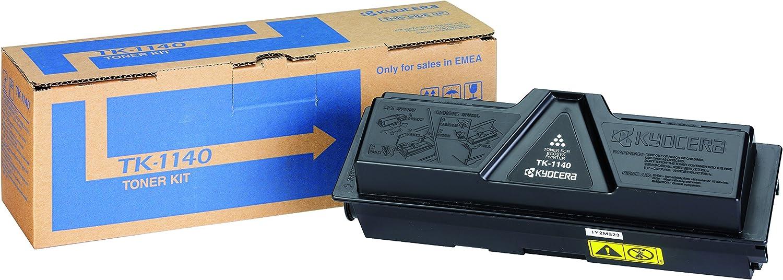 Kyocera Tk 1140 Original Toner Kartusche Schwarz 1t02ml0nl0 Kompatibel Für Ecosys M2035dn Ecosys M2535dn Fs 1035mfp Dp Fs 1135mfp Bürobedarf Schreibwaren