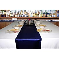 Bill Arnold Chemin De Table USA Double Face,Chemin De Nappe pour Cuisine De Mariage,33x229 CM