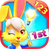 Wonder Bunny Math Race: 1st Grade App for Numbers, Addition and Subtraction