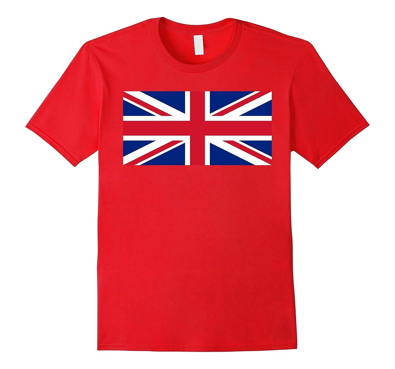 Union Jack United Kingdom Great Britain T Shirt-BN