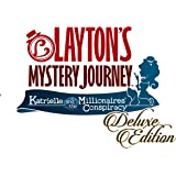 LAYTON'S MYSTERY JOURNEY: Katrielle and the Millionaires' Conspiracy - Deluxe Edition - Nintendo Switch