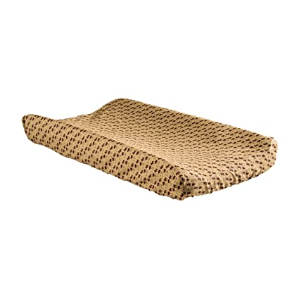 Amazon.com: Trend Lab Northwoods Changing Pad Cover, Animal Scatter: Baby