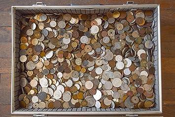 100 Monedas de Vieja Europa hasta 1950 año Moneda coleccionables de colección Monedas de Siglo 19-20 Dinero Anterior al Euro, Monedas Antiguas para tu álbum de Monedas, Moneda de los titulares: Amazon.es:
