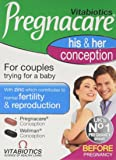 Vitabiotics Pregnacare His and Her Conception - 60 Tablets