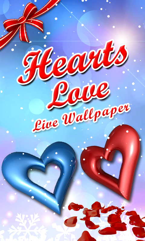 Amazon Com Hearts Love Live Wallpaper New Appstore For Android