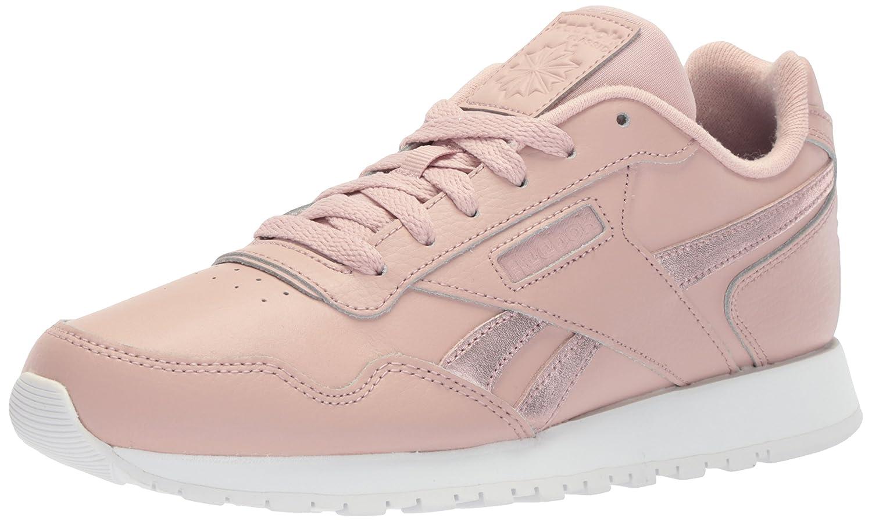 Reebok Women's Classic Harman Run Sneaker B06ZYSW82M 8.5 B(M) US|Shell Pink/Rose Gold