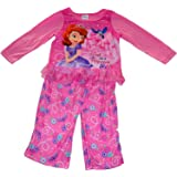 225c7c1cf3 AME Sleepwear Girls  Disney Sofia The First Castles and Crowns ...