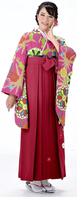 袴 二尺袖 2点セット 選べる5サイズ noto-m-030 B075M485DP