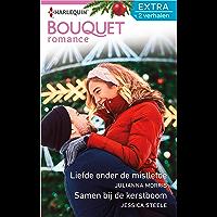 Liefde onder de mistletoe ; Samen bij de kerstboom (Bouquet Extra Book 526)