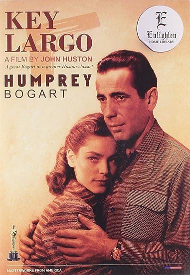 Key Largo Amazon In Humphrey Bogart Edward G Robinson Lauren