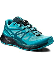 SALOMON Sense Ride Trail Running Shoes, Women's - Evening