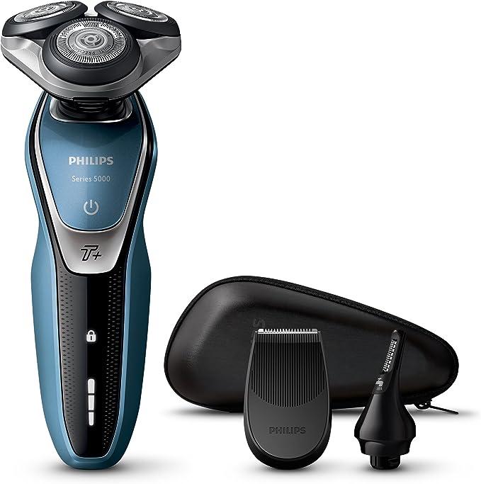 Philips S5630/45 - Afeitadora electrica, uso en seco y en humedo ...